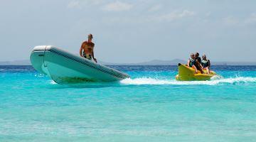 Plezier met Mermaid Boat Trips