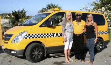 Taxi and shuttle service